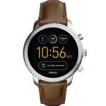 Fossil Q Herren Smartwatch Explorist - 3. Generation - refurbished für 130€ (statt 279€)