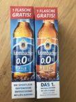 [real] Krombacher 0,0 % gratis