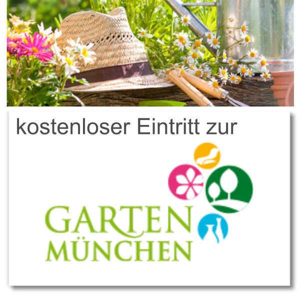 Kostenloser Eintritt Zur Garten München Und Ihm Vom 7 Bis 13 März 2018