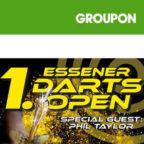 Groupon-Darts