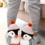 Hausschuhe_Pinguin