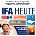 IFA-Messezeitung