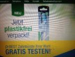 Zahnpflege Dr. Best Zahnbürste gratis testen