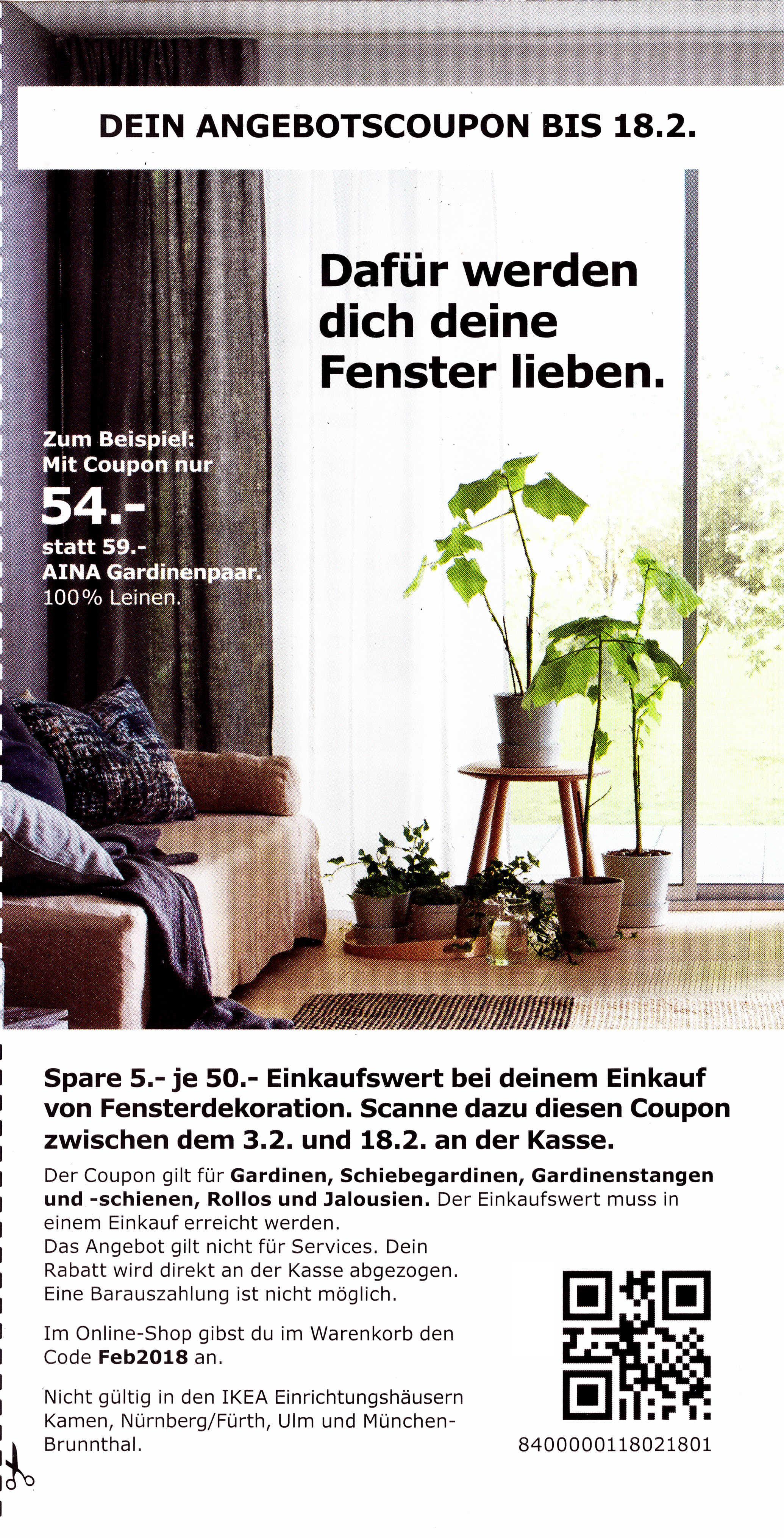 5 coupon ikea f r gardinen vorh nge mbw 50 schn ppchen blog mit doktortitel dealdoktor. Black Bedroom Furniture Sets. Home Design Ideas