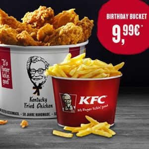 KFC H Hnchen Und Pommes