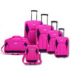 Kofferset-pink