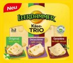 Leerdammer Käse-Trio *GRATIS TESTEN*