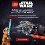 Star Wars Lego - bis 20% und kostenloser Versand bei Alternate