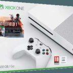 MICROSOFT-Xbox-One-S-500GB-Konsole---Battlefield-1-Bundle