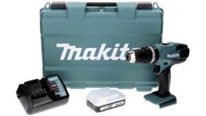 Makita-HP457DW-Akku-Schlagbohrschrauber-18V-1.5-Lithium-inkl.-Koffer-inkl.-Zubehoer