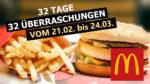 McDonald's Ostercountdown