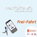 Nextbike_Freifahrt