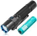 OLIGHT_M2R_PRO_Warrior_Taschenlampe_1800_Lumen_300_Meter_Reichweite_21700_Wiederaufladbare_Batterie_Dual-Switch_LED_Taschenlampen_fu_r_den_Outdoor-Haushalt_Schwarz_
