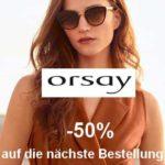 Gutscheinfehler?! 50% Rabatt auf alles bei Orsay
