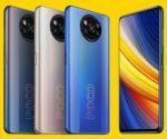 Xiaomi Poco X3 Pro, 6GB RAM, 128GB Speicher, blau oder schwarz, für 189,90€ (statt 216€)