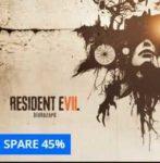 Resident Evil 7 für 37,99 im PSN Store