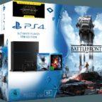 SONY-PlayStation-4-Konsole-1TB-CUH-1216B-inkl.-Star-Wars-Battlefront---Star-Wars---Das-Erwachen-der-Macht