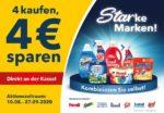 Vorankündigung! 4 Henkel Produkte kaufen,4,-€ sparen!