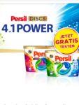 🧺 Persil 4in1 Discs GRATIS testen - bis 30.06.2021