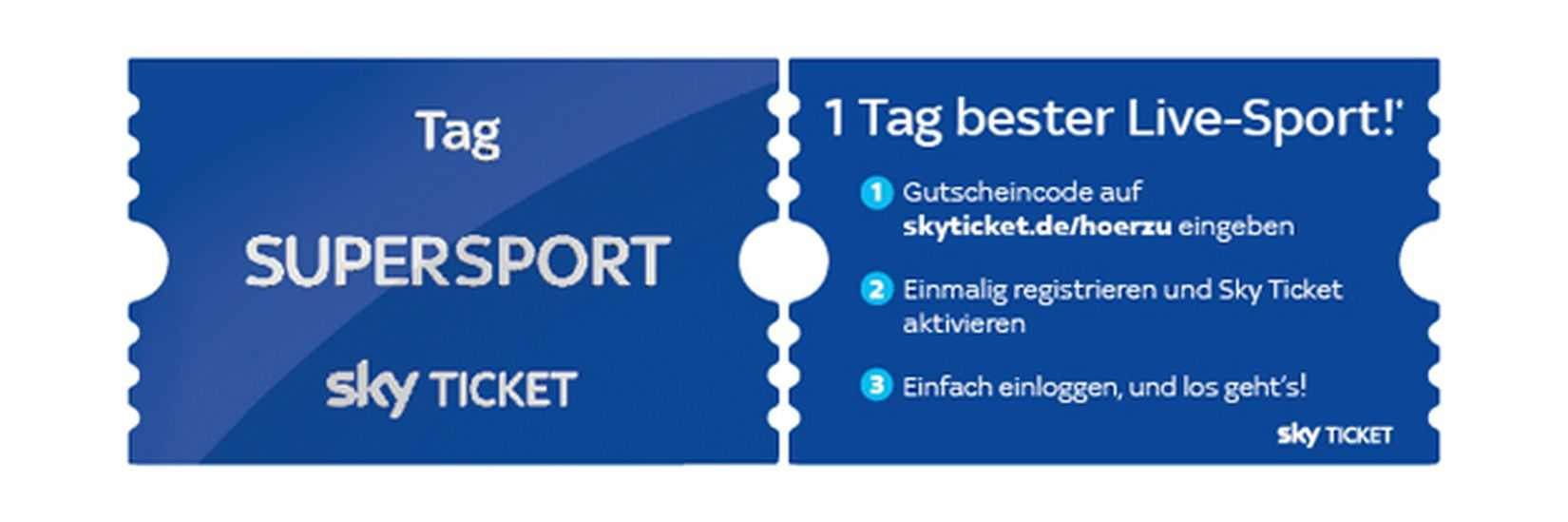 Sky Bundesliga Tagesticket