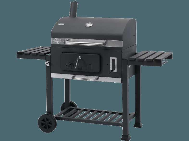 Gas Oder Holzkohlegrill Xxl : Smoker bbq grill grillwagen barbecue holzkohlegrill cm rost xxl