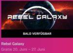 """Gratis Spiel """"Rebel Galaxy"""" kostenlos im Epic-Games-Store vom 20.-27.06.2019"""