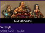 """Spiel """"Torchlight"""" kostenlos im Epic-Game-Store vom 11.-18.07.2019"""