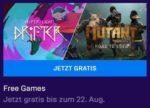 Gratis Epic Games bis 22.08.2019: Hyper Light Drifter / Mutant Year Zero: Road to Eden