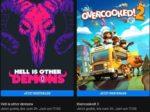 "GRATIS: """"Overcooked! 2"" + ""Hell is Other Demons"" kostenlos im Epic-Games-Store"