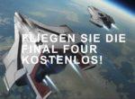 """GRATIS am """"Star Citizen Free Fly Event"""" bis 27.09.21 teilnehmen"""