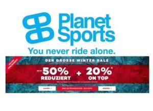 ▷ Planet Sports Gutscheine September 2019