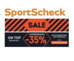 SportScheck: 35% Extra-Gutschein auf ausgewählte Winterartikel