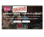 """Gratisprobe Jean Paul Gaultier """"La Belle & Le Beau"""" mit Alexa od. Google"""