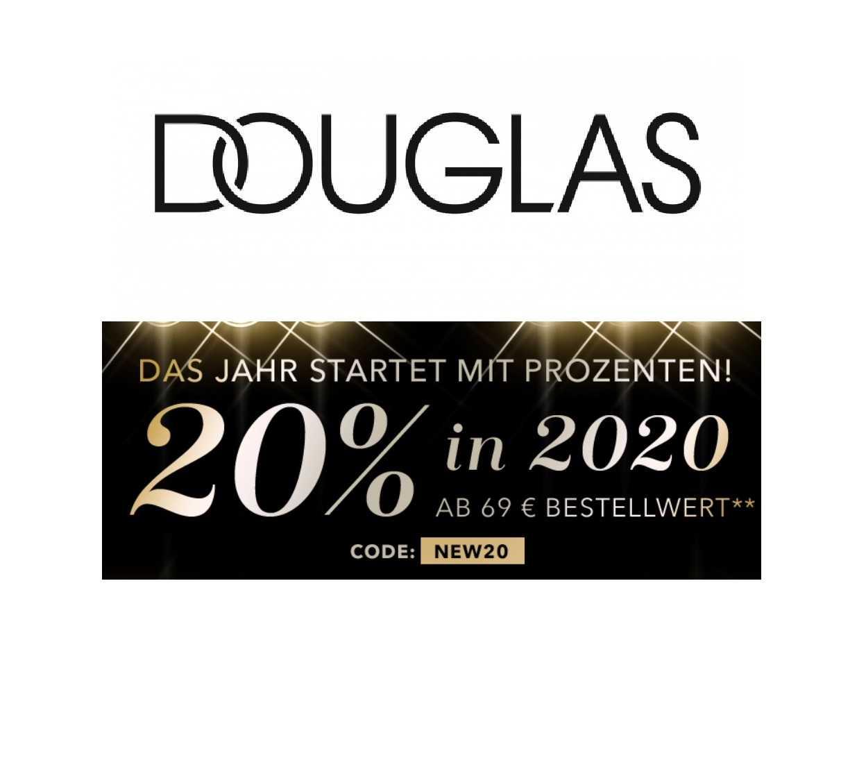 Rabatt Coupons Douglas