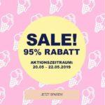 Räumungsverkauf bei EIS.de! 95% Rabatt im Sale!