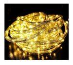 Ideal zu Weihnachten! LED Lichterschlauch 10m mit 240er LED Lichtern nur 15,59€ inkl.Versand (statt 25,99€)