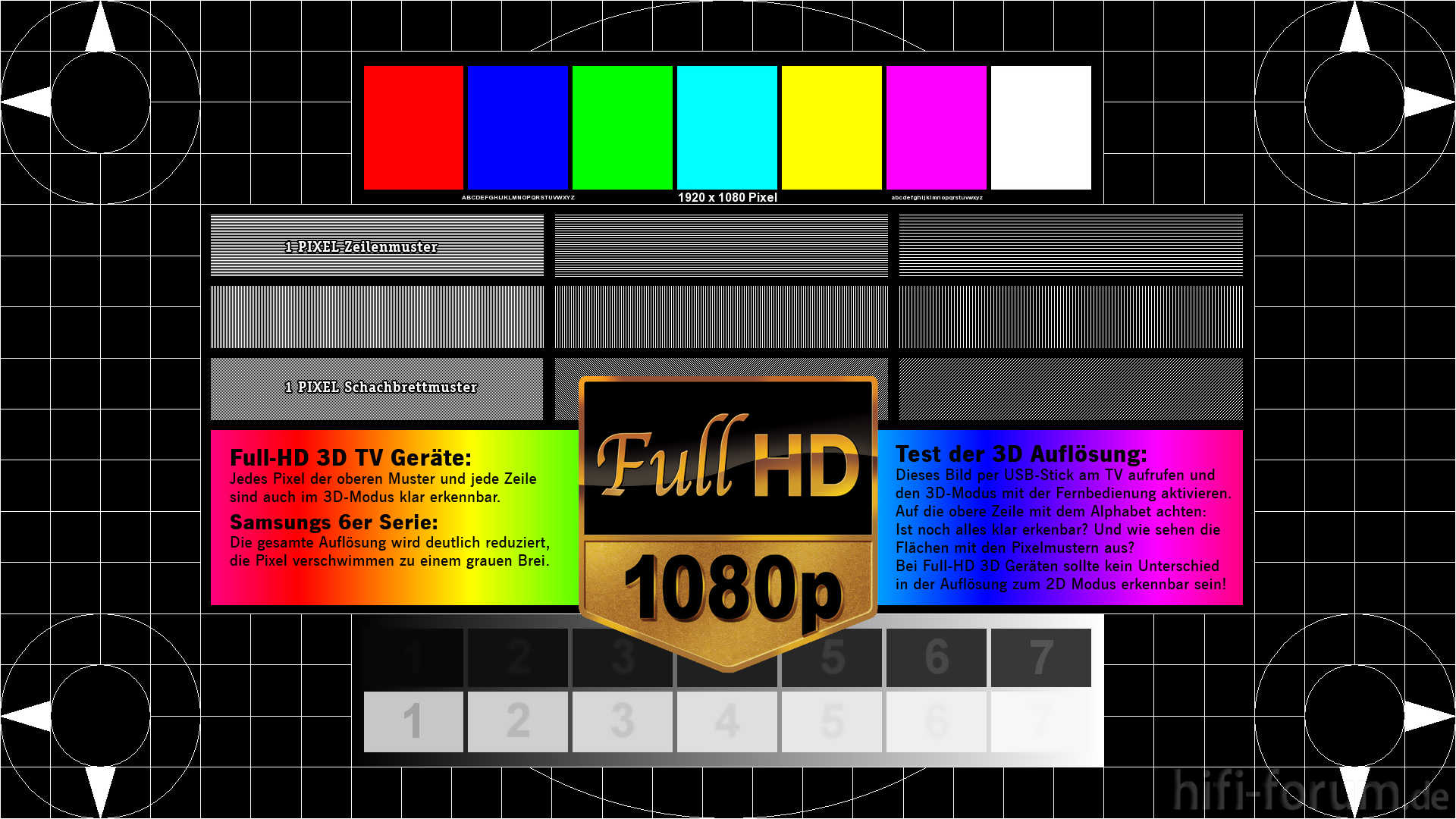 HDTV: Fernseher richtig einstellen - t-online.de