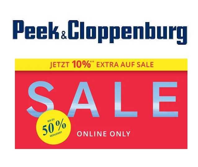 1d731ce44b465f Jetzt bei Peek   Cloppenburg   Sale mit bis zu 50% Reduziert   10 ...