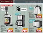 Regional -Rewe-Center (Hessen) WMF Kaffeemaschine und mehr