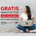 Wandtattoo_Peace