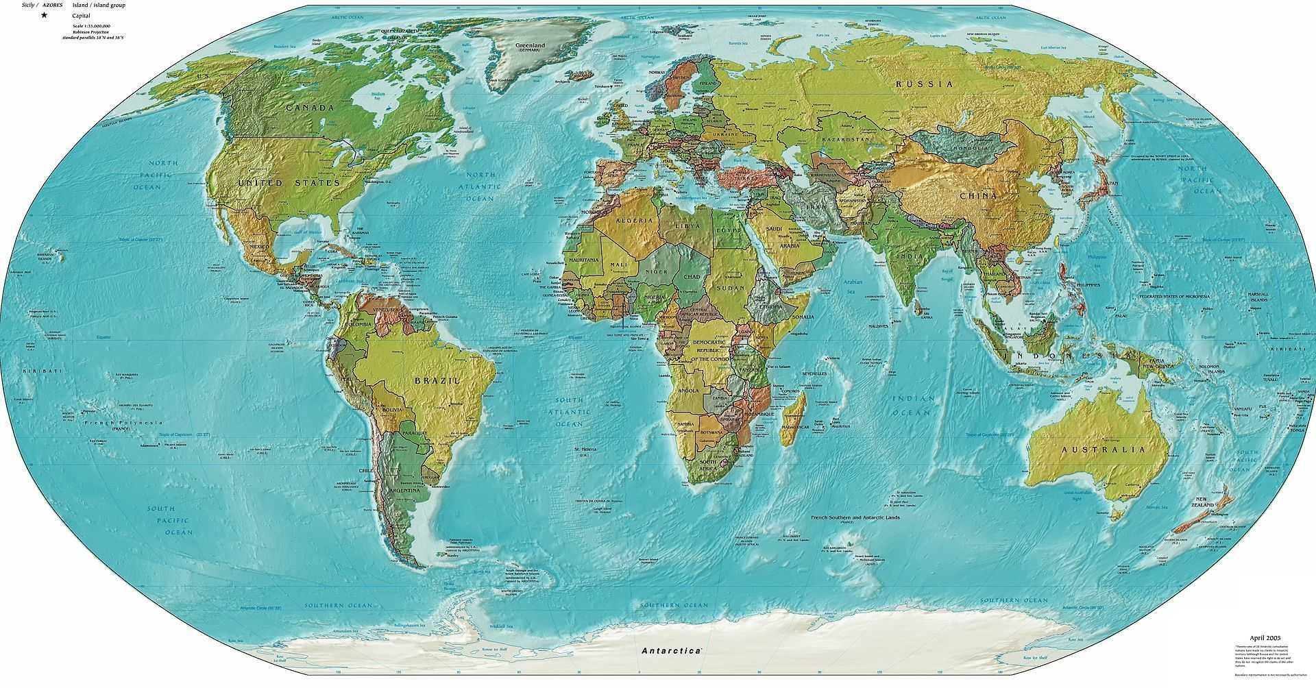 Gratis Weltkarte 138 X 98 Cm Weitere Karten Bestellen