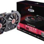 XFX-Grafikkarte-AMD-Radeon-RX-580-8GB-GDDR5-RAM-PCIe-x16-HDMI-DVI-DisplayPort
