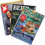 Zeitschriften_beim_Aperol_Gewinnspiel