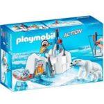 Playmobil Action - Polar Ranger mit Eisbären (9056) für 16,98€ (statt 20€)