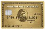 American Express Gold + 40.000 MRP geschenkt