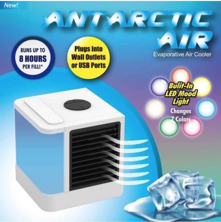arctic air 350ml mini usb klimaanlage mit versch k hlstufen. Black Bedroom Furniture Sets. Home Design Ideas