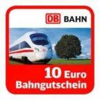 10€ Bahn-Gutschein ab 49€ MBW