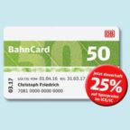 bahncard50