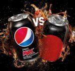 Pepsi MAX gratis testen