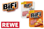 100% Cashback für BiFi Original Snack Box oder BiFi Turkey Snack Box (Scondoo - REWE West)